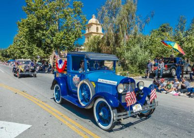 Ojai's 4th of July Parade