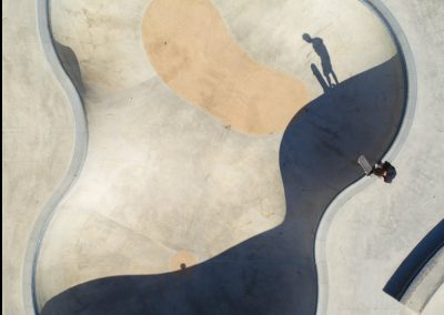 Ojai Skatepark by Logan Hall