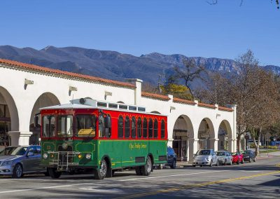 The Ojai Trolley