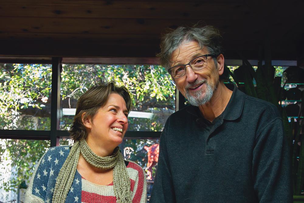 Richard Keit & Mary Kennedy
