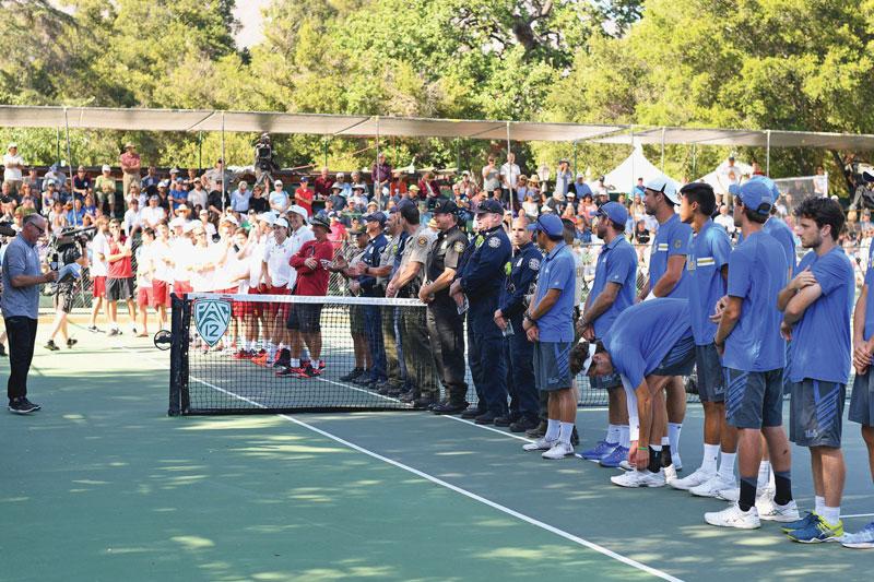 The Ojai Tennis Tournament