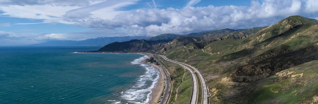 The 101 Tracing the origins of California's longest freeway