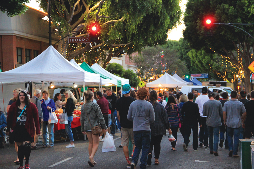 The Farmers' Market Trail