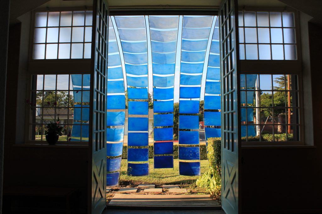 Into the Blue with Artist Blakeney Sanford
