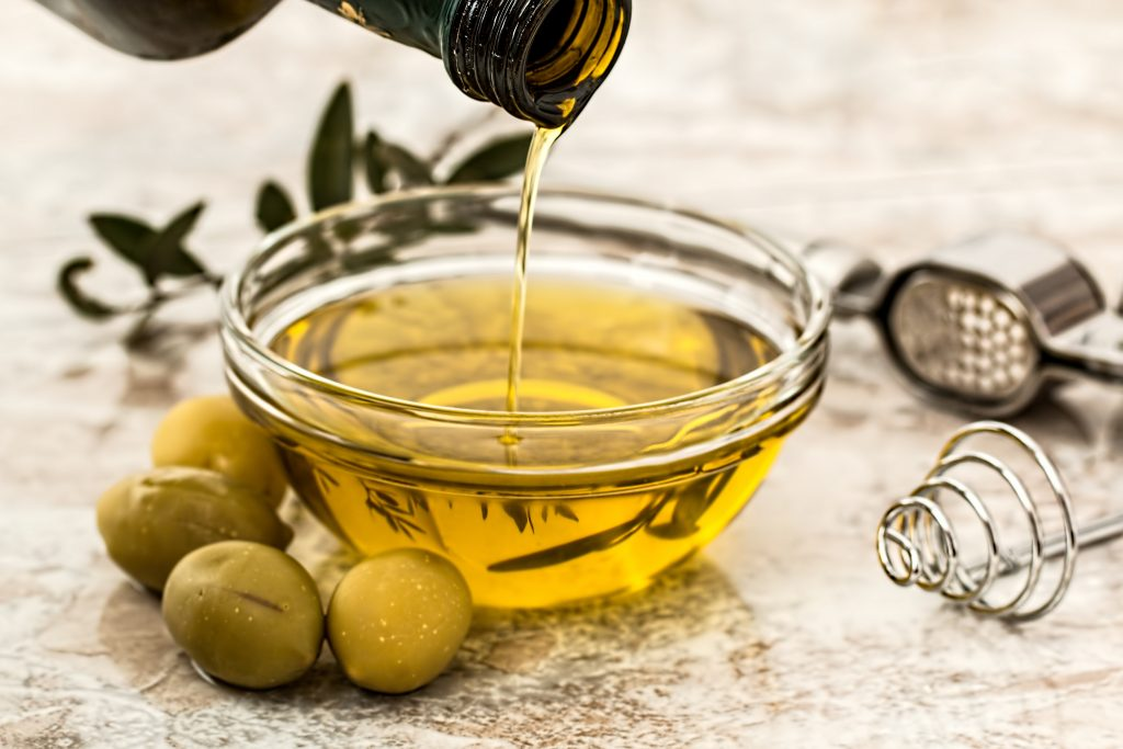 Olive Oils Reveal the Robust Character of the Central Coast
