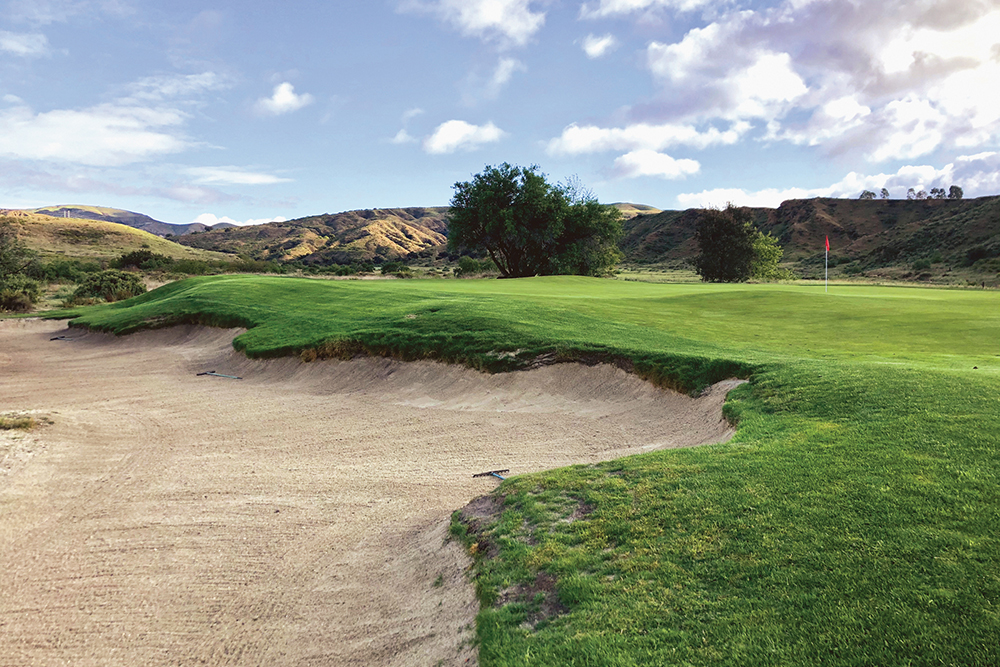 Moorpark: a golfer's paradise in east Ventura County