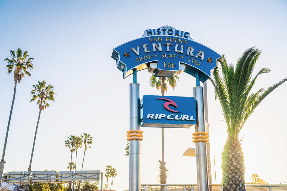 Downtown Ventura: Sea, soul, and shopping