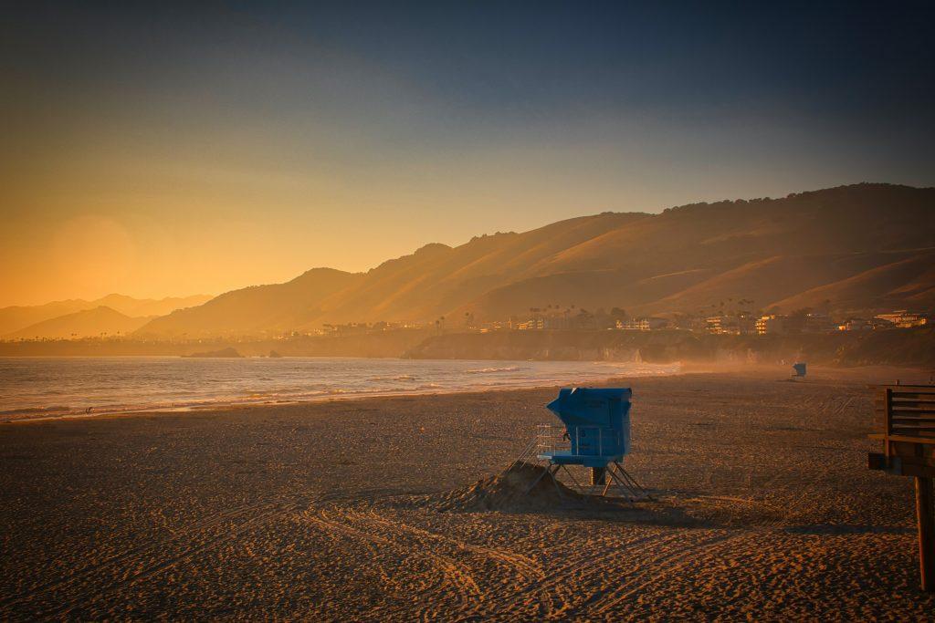 Classic California At Pismo Beach